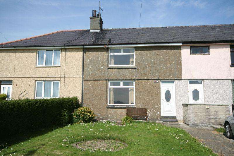 3 Bedrooms Terraced House for sale in Rhydwyn, Anglesey