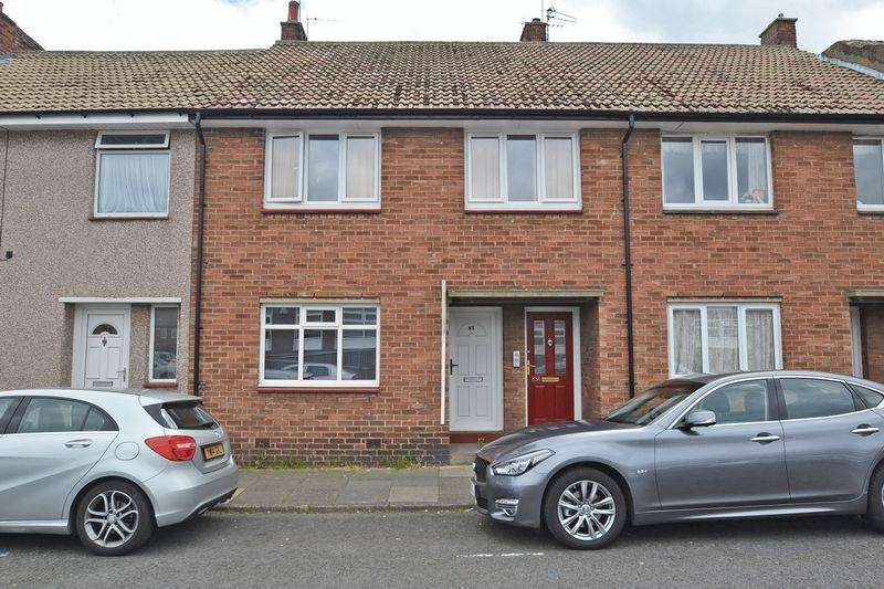 2 Bedrooms Apartment Flat for sale in West Percy Street, North Shields