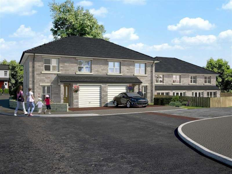 4 Bedrooms Semi Detached House for sale in Coach House Gardens, Dalton, Huddersfield, HD5