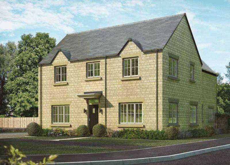 4 Bedrooms Detached House for sale in Plot 1, The Nessvale, Oakwood Gate, Bampton