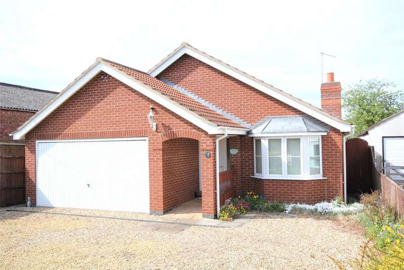 3 Bedrooms Detached Bungalow for sale in Vacherie Lane, North Kyme, LN4