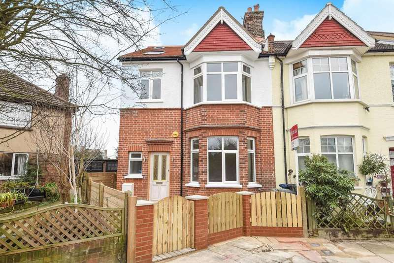 2 Bedrooms Flat for sale in Waldegrave Road, Ealing