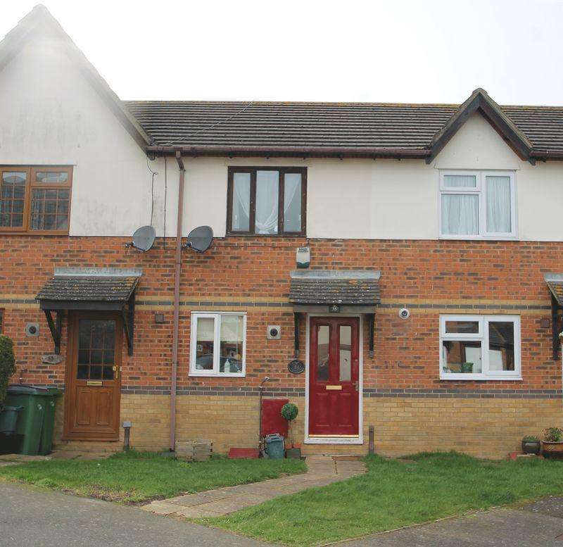 2 Bedrooms Terraced House for sale in Hawkinge