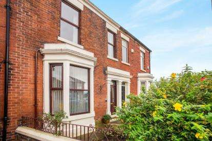4 Bedrooms Terraced House for sale in Lytham Road, Fulwood, Preston, Lancashire, PR2