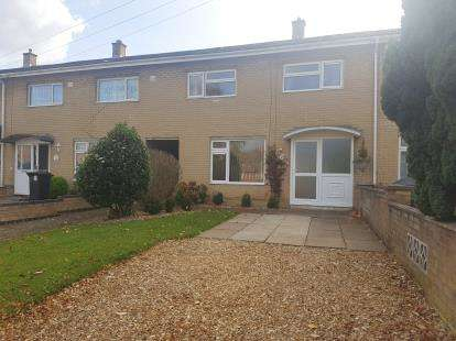 3 Bedrooms Terraced House for sale in Gainsborough Green, Abingdon, Oxfordshire, Oxon