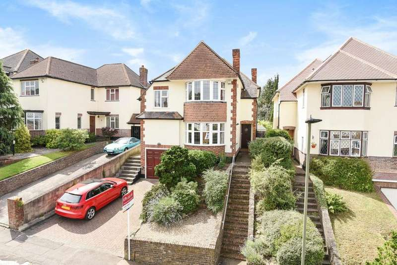 4 Bedrooms Detached House for sale in Holland Way, Hayes
