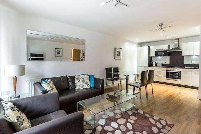 1 Bedroom Apartment Flat for rent in Surrey Quays Road Surrey Quays SE16
