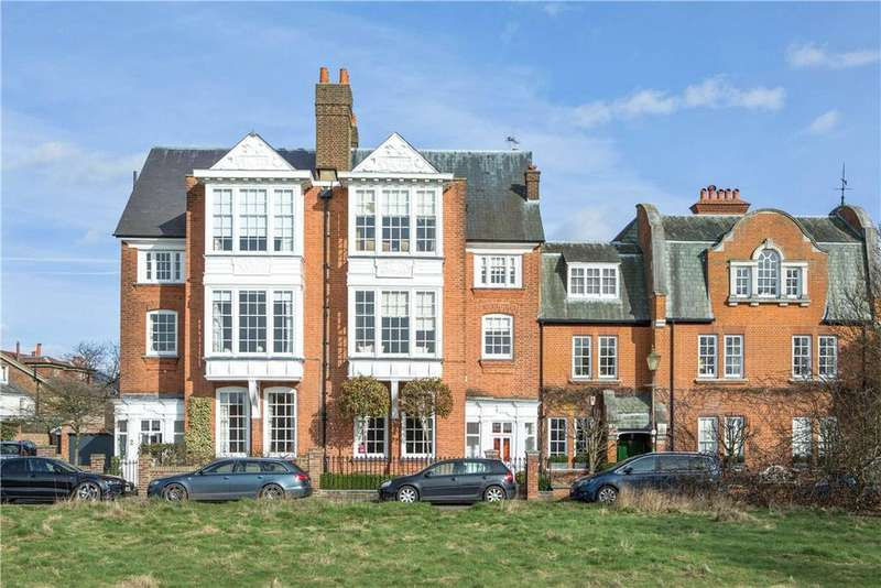 5 Bedrooms Semi Detached House for sale in Camp View, Wimbledon Common, London, SW19