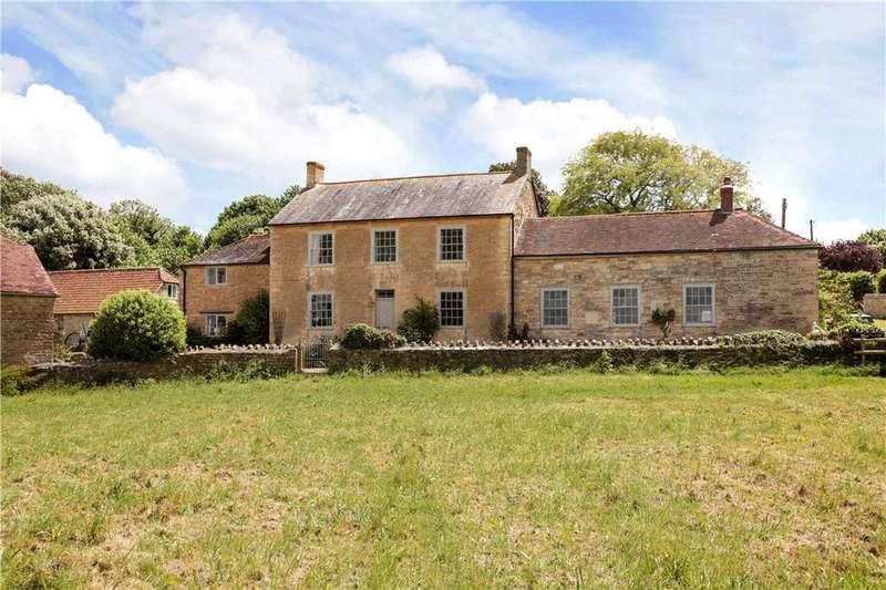 4 Bedrooms Detached House for sale in Mill Lane, Stour Provost, Gillingham, Dorset, SP8