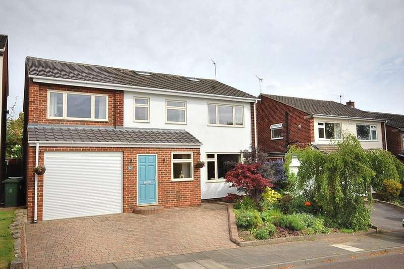 5 Bedrooms House for sale in Whickham