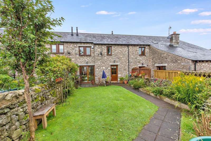 3 Bedrooms Barn Conversion Character Property for sale in 5 Temple Court, Yealand Redmayne, Carnforth, LA5 9UD