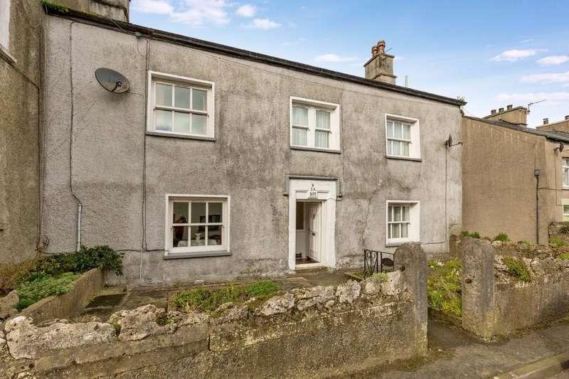 5 Bedrooms Semi Detached House for sale in 80 82 Main Street, Flookburgh, Grange-Over-Sands, Cumbria, LA11 7LB