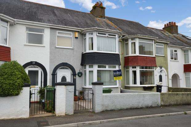 3 Bedrooms Terraced House for sale in Third Avenue, Torquay, Devon