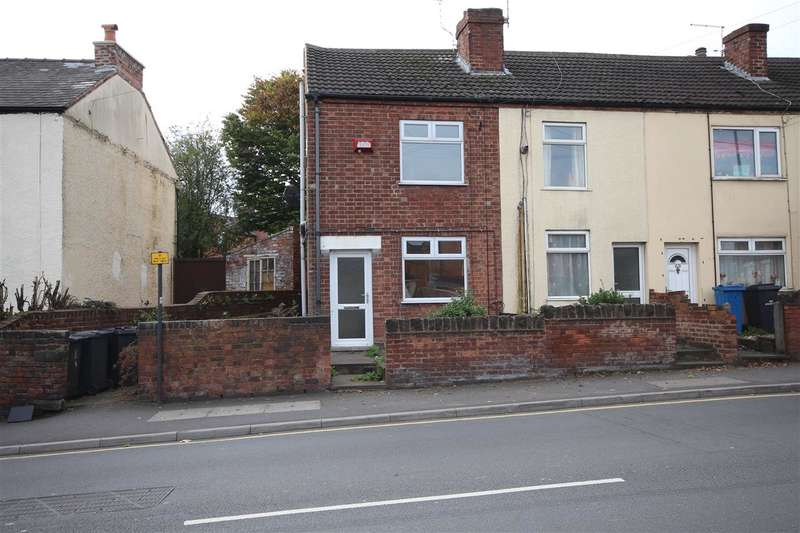 2 Bedrooms Terraced House for sale in Nottingham Road, Ilkeston