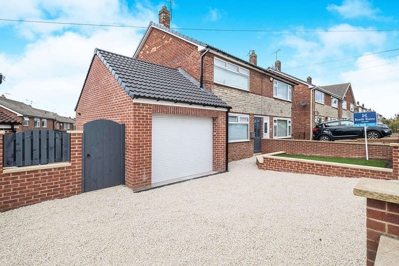 3 Bedrooms Semi Detached House for sale in Rochester Road, South Anston, Sheffield, S25