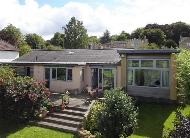 4 Bedrooms Detached Bungalow for sale in Heatherdene, Ashley, Box, Wiltshire