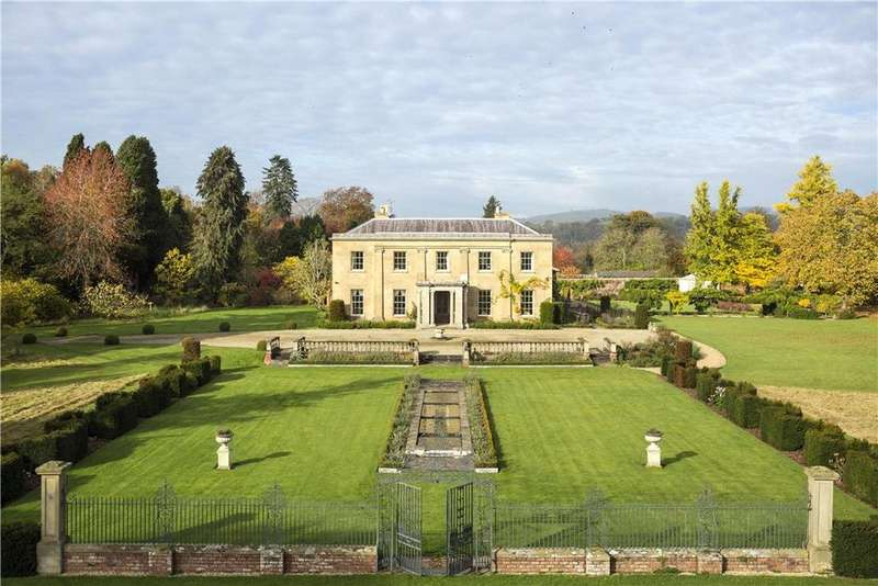 8 Bedrooms Farm House Character Property for sale in Revel, Berriew, Welshpool, Powys, SY21
