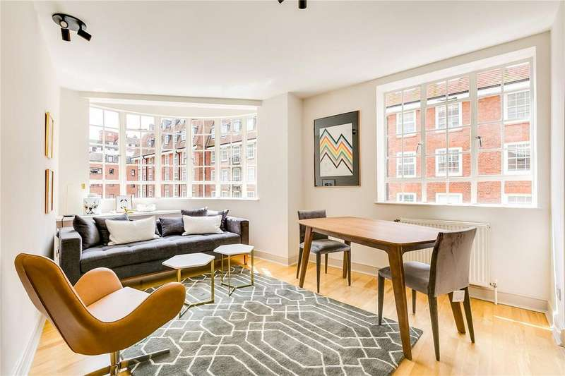 2 Bedrooms Flat for sale in Chelsea Cloisters, Sloane Avenue, Chelsea