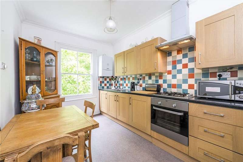 5 Bedrooms Maisonette Flat for sale in Elsham Road, Holland Park, London, W14