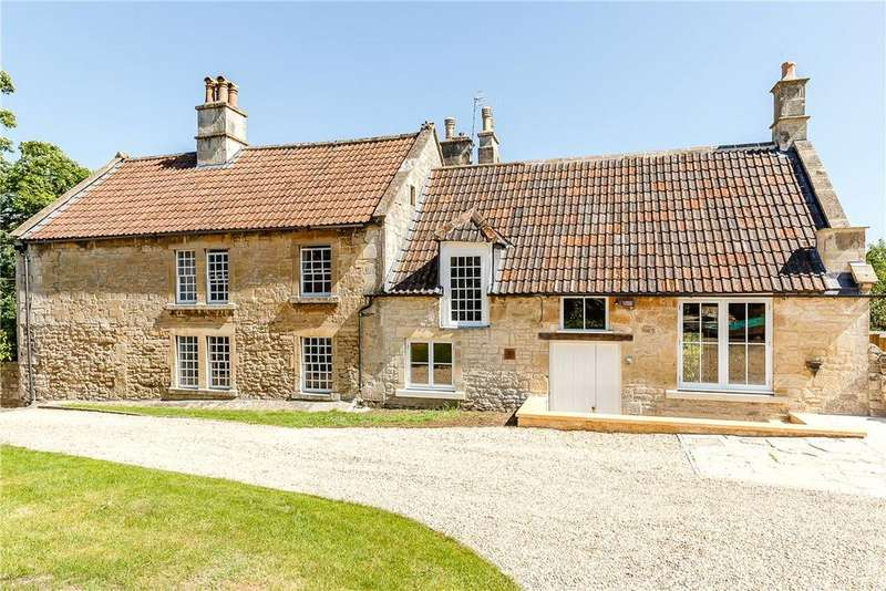 5 Bedrooms Detached House for sale in Ashley, Box, Corsham, Wiltshire, SN13