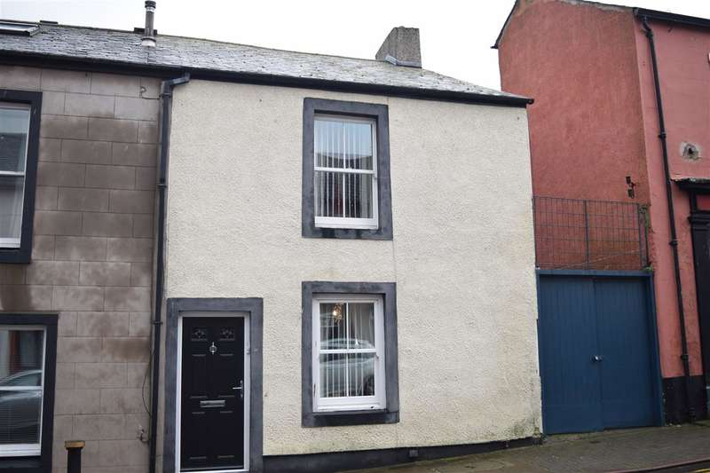3 Bedrooms End Of Terrace House for sale in Wood Street, Maryport