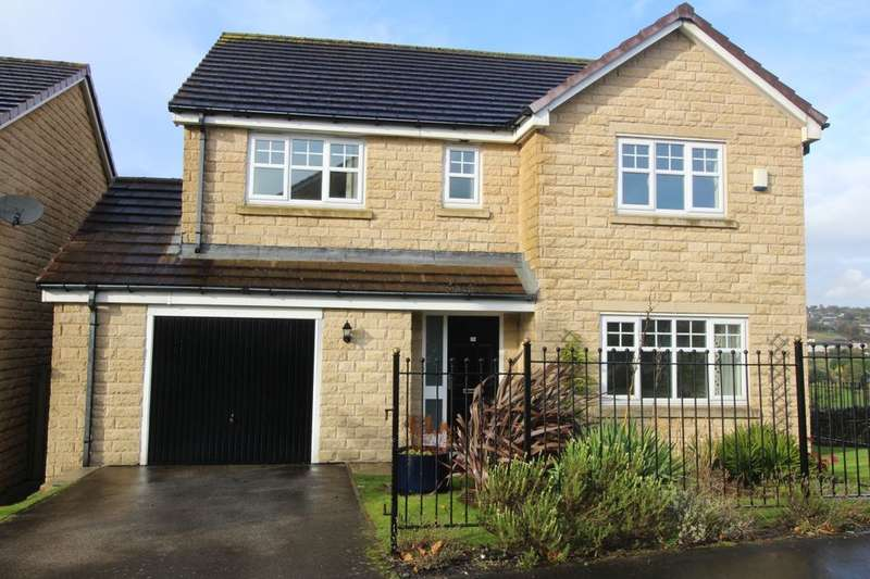 4 Bedrooms Detached House for sale in Low Fell Close, Keighley, BD22