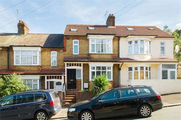 4 Bedrooms Terraced House for sale in Hurst Road, Walthamstow, London