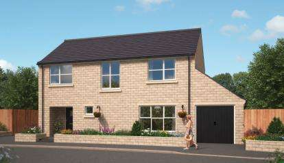 4 Bedrooms Detached House for sale in Carr View, Carr Road, Buxton