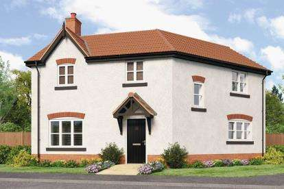 3 Bedrooms Semi Detached House for sale in Millers Croft, Main Road, Great Haywood, Staffordshire
