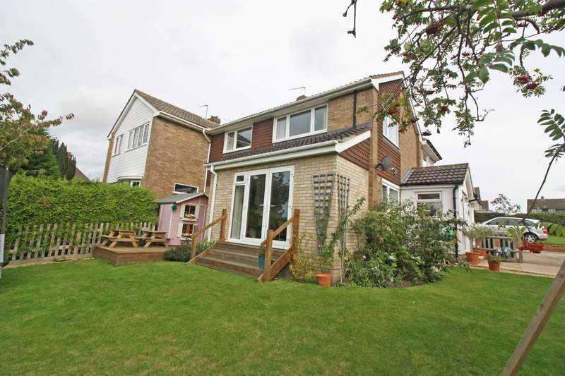 3 Bedrooms Semi Detached House for sale in Larkfield, Cholsey