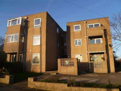 2 Bedrooms Flat for sale in St. Lukes Court, Stand Road, Chesterfield, Derbyshire