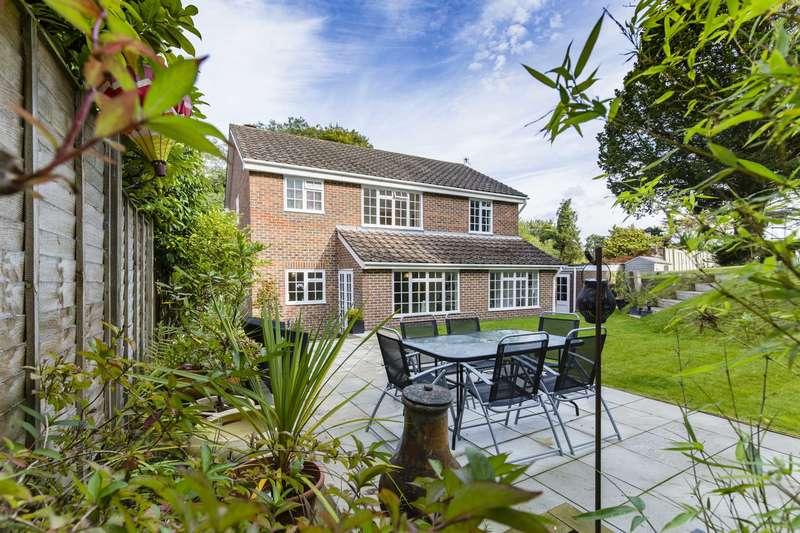 4 Bedrooms Detached House for sale in Glenmore Park, Tunbridge Wells