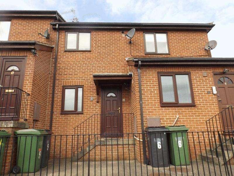 2 Bedrooms Flat for sale in Laburnum Court, Choppington