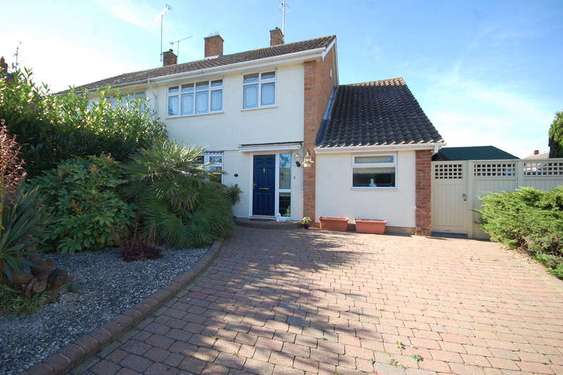 5 Bedrooms Semi Detached House for sale in Spalding Way, Great Baddow, Chelmsford, CM2