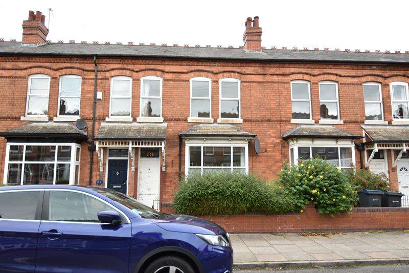 3 Bedrooms Terraced House for sale in Willows Crescent, Balsall Heath