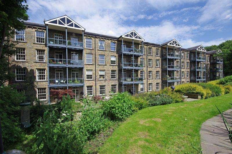 2 Bedrooms Apartment Flat for sale in Ryburn, Barkisland Mill, Barkisland, HX4 0HF