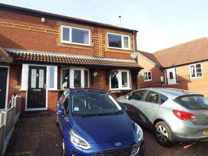 3 Bedrooms Semi Detached House for sale in Imperial Rise, Coleshill, Warwickshire, West Midlands