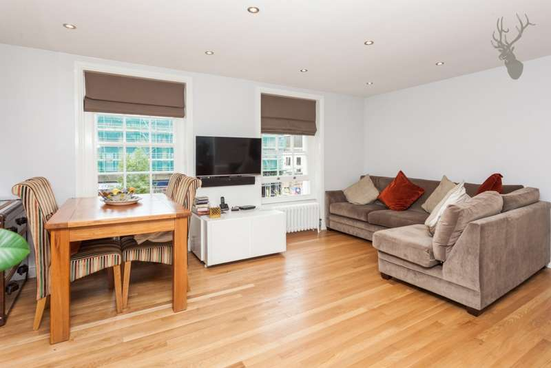 1 Bedroom Flat for sale in Mile End Road, Stepney, E1
