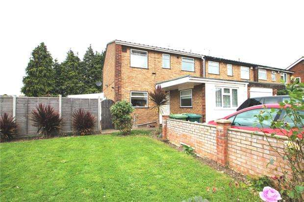 4 Bedrooms End Of Terrace House for sale in Hithermoor Road, Staines-upon-Thames, Surrey