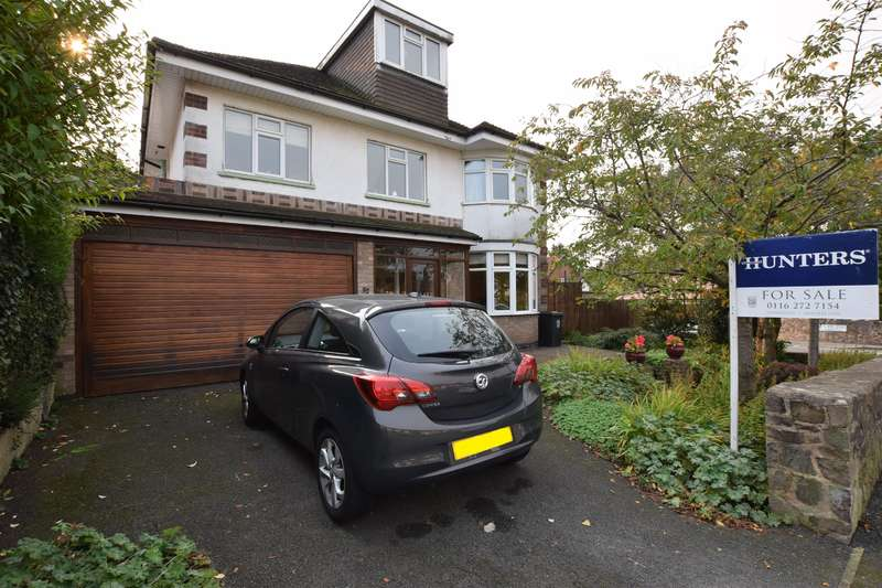 5 Bedrooms Detached House for sale in Ring Road, Leicester, LE2 3RR