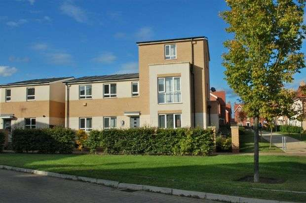 4 Bedrooms Detached House for sale in Einstein Crescent, Timken South, Northampton NN5 6FY