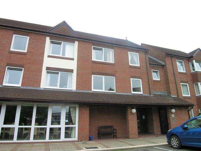 1 Bedroom Retirement Property for sale in Homebell House,Aldridge,Walsall