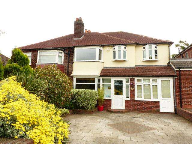 5 Bedrooms Semi Detached House for sale in Sutton Oak Road,Sutton Coldfield,West Midlands