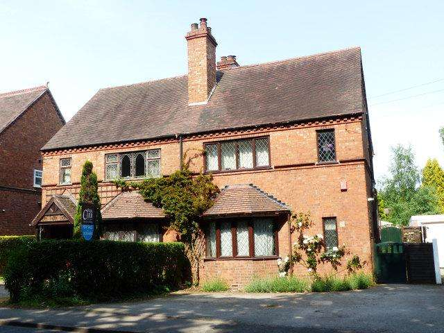 3 Bedrooms Semi Detached House for sale in Thornhill Road,Streetly,Sutton Coldfield