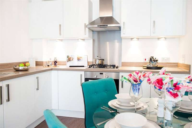 1 Bedroom Apartment Flat for sale in Plot 31, The Walled Gardens, Abbey Park Avenue, St. Andrews, Fife