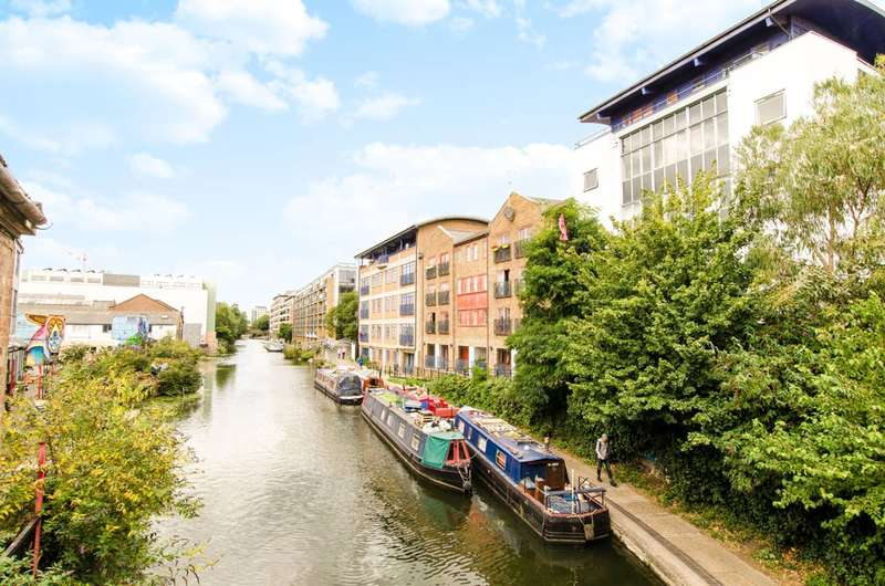2 Bedrooms Flat for sale in Baltic Place, Hoxton, N1