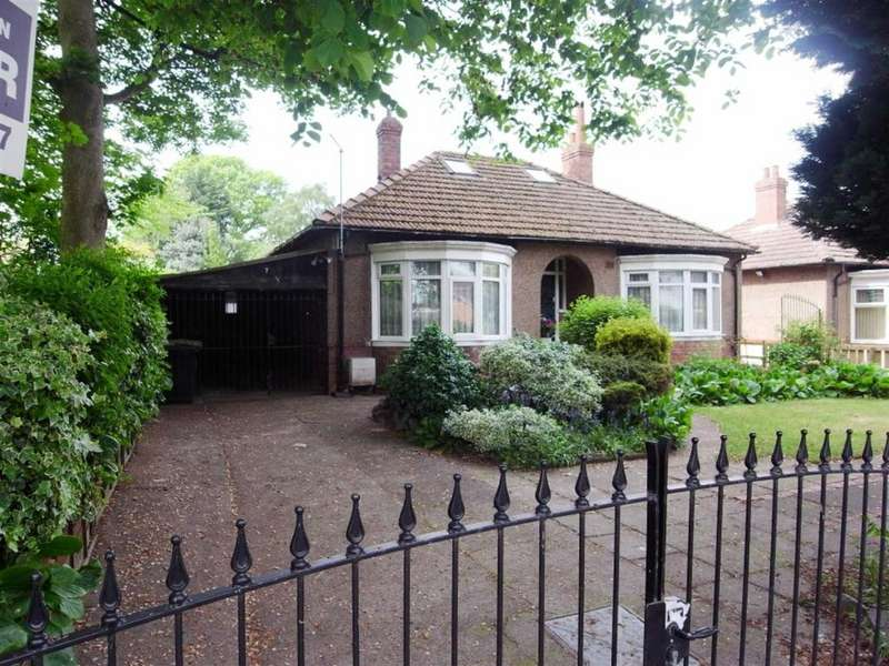 3 Bedrooms Detached Bungalow for sale in Roundhill Road, Hurworth, Darlington