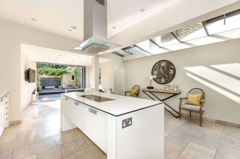 6 Bedrooms House for sale in Hurlingham Road, Hurlingham, SW6