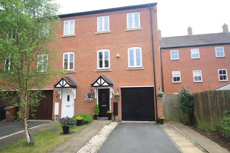 3 Bedrooms Semi Detached House for sale in NETHER HALL AVE, BIRMINGHAM, West Midlands, B43