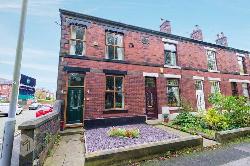 3 Bedrooms End Of Terrace House for sale in Newbold Street, Bury, BL8